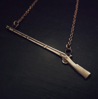 Bronze Marksman necklaces, too. It is going to be a good time for your neck.